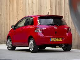 TOYOTA Yaris TS 5 Doors specs - 2007, 2008, 2009, 2010 - autoevolution