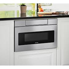 sharp 24 microwave drawer. sharp 1.2 cu. ft. 24 in. microwave drawer with concealed controls, built n