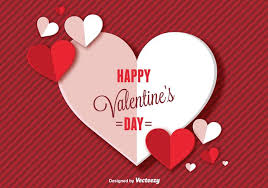 Happy Valentines Day Background Download Free Vector Art Stock Amazing Valentine Day