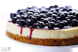 cheesecake recipe. Wonderful Recipe Lighter Blueberry Cheesecake Recipe  Gimmesomeovencom Dessert Cheesecake  Recipe And H
