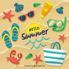 Image result for summer clip art free