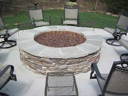 fire pit glass stones inspirational luxury gas fire pit outdoor
