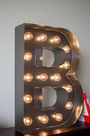 lighting letters. exellent lighting vintage inspired marquee light letter b by saddleshoesigns on etsy in lighting letters e