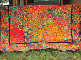 Tiger Lily Quilt Company | If These Threads Could Talk & Wild Flowers. Tiger Lily ... Adamdwight.com