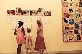 Barbara teen center art show