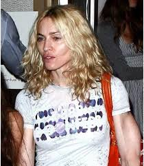 however this is quite untrue in madonna s case age sure doesn t seem to affect her beauty at all this cal chic look without makeup