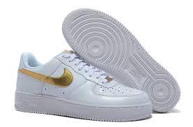 jordans 11 vendre nike air force. Nike Air Force 1 Low Men\u0027s White Gold Jordans 11 Vendre