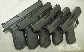 Glock Size Chart 9mm Glock Models Ultimate Guide Sniper Country