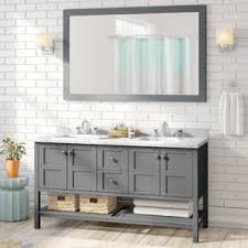 Save To Idea Board. Willa Arlo Interiors. Bob Double Bathroom Vanity Set  Wayfair
