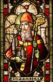 Святой Патрик — Википедия