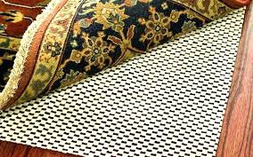 runner rug pad inspirational non slip 2 x plus review fresh sizes felt the best pads large size of area rugs