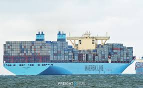 container ship sizes they keep getting bigger