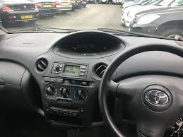 2003 Toyota Yaris T3 Vvt-I £995