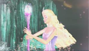 Barbie And The Magic Of Pegasus Wand Of Light Annika And The Wand Of Light From Barbie And The Magic Of