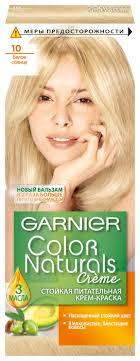 GARNIER Color Naturals стойкая питательная <b>крем</b>-<b>краска</b> для ...