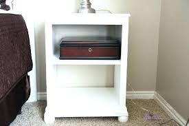 tall thin white bedside tables small table narrow marvellous image of nightstand style bedrooms delightful marvellou