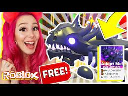 Maybe you would like to learn more about one of these? How To Get A Free Shadow Dragon In Adopt Me Roblox Adopt Me New Halloween Update Youtube
