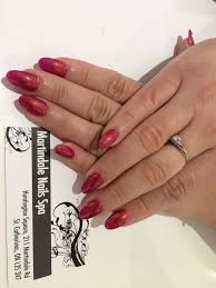 photo of martindale nails spa saint catharines on canada uv power gel