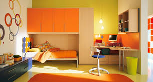 Interior Exterior Plan Orange Themed Interior For Kids Enchanting Themed Bedrooms Exterior Interior