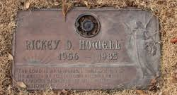 Rickey Duane Howell (1956-1985) - Find A Grave Memorial
