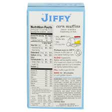 jiffy cornbread nutrition. Modren Jiffy And Jiffy Cornbread Nutrition