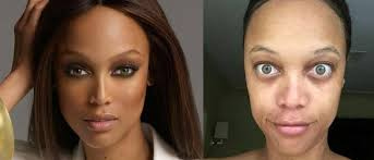 tyra banks posts pic without make up and she s unrecognizable