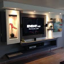 tv furniture ideas. muebles de gypsum para tv buscar con google furniture ideas d