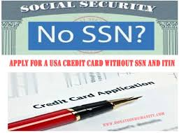 Click through to learn more about how to apply for a credit card with no ssn. How Do International And Canadian Residents Without Ssn And Itin Apply For A Us Credit Card Updated For Year 2020 Soccergist