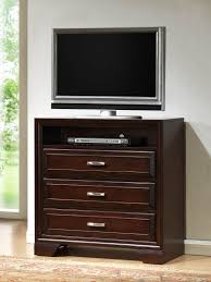 Media Chest Bedroom Crown Mark Furniture Jacob Media Chest In Rich Brown B6510 7