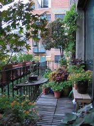 Small Picture How to Make the Most of Your Seriously Small Apartment Balcony