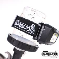 Spray Gun Light Attachment Gunbudd Universal Spray Gun Cob Led Advanced Ultra Lighting System