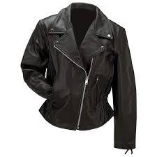 buffalo leather las jacket