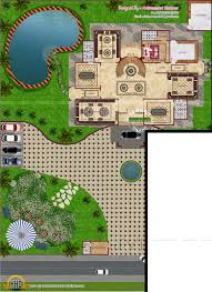 arabic style home plans house plans