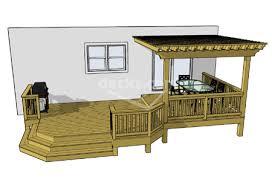 diy wooden deck designs. low elevation decks diy wooden deck designs r