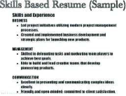 Special Skills And Talents In Resume Special Skills Resume Examples