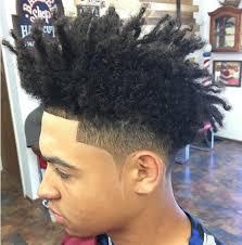Cheveux Et Coiffures Coiffure Afro Homme Coupes Tendance
