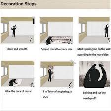 Kopen 3d Zebra Bloem Behang Mural Home Muurschilderingen Decals Voor