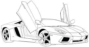 Coloring Pages Of Cool Cars Survival Cool Car Coloring Pages Racing