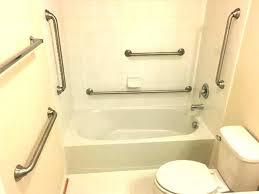 bathtub handicap bar handicap rails for bathroom grab bars for bathroom bathroom grab bars installation cost