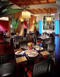 Thai Restaurant Design Decoration