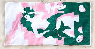 cool beach towel designs. Cool Designer Beach Towels For A Cause Towel Designs