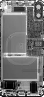 How to make the screen transparent iPhone
