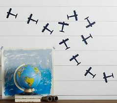airplane decal set