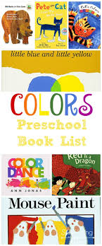Best Book To Learn Colors L L