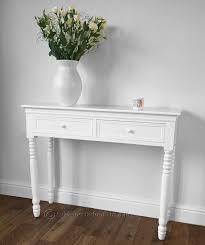 cream console table. Full Size Of Decorating White And Black Console Table With Wood Top Cream Y