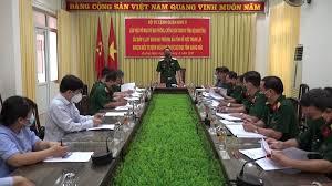 Khảo sát thành lập Bệnh viện dã chiến Covid-19 tại Quảng Ngãi