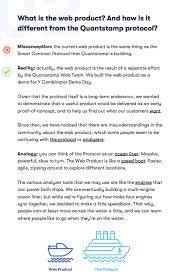 A visual guide to Quantstamp (QSP) Created with Sketch.