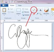 how to create online signature how to create digital signature image file