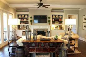rustic country living room furniture. Country Living Room Ideas Colors Side Chairs Rustic Warm Neutral Paint Furniture