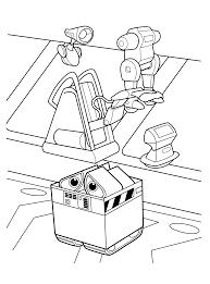 Kleurplaten Paradijs Kleurplaat Robots